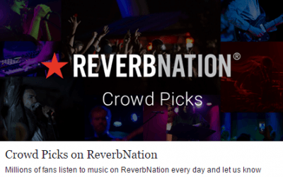 Featured Song on Reverbnation