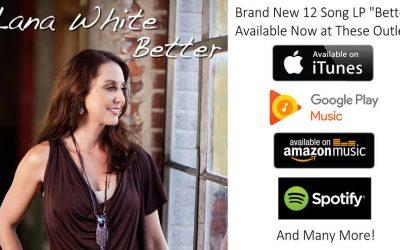"""New Album – """"Better""""!"""
